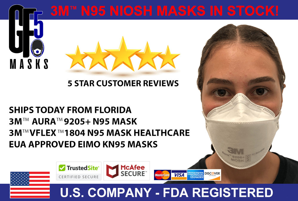 3M N95 mask for sale.